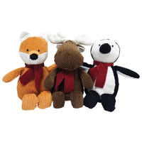 Winter Corduroy Plush Toys