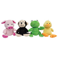 Furry Friends Plush Toys