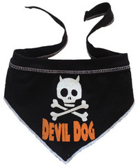 Devil Dog Scarf