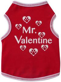 Mr. Valentine Tank