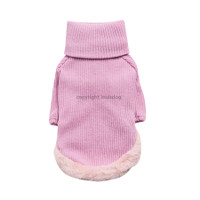 Louisdog Pajama Party Roll Neck