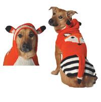 Foxy Dog Hoodie