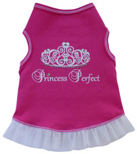 Princess Perfect Dog Tank Dress