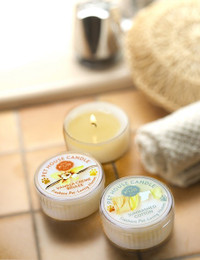 Mini Odor Eliminating Soy Candles