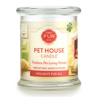 Holidays Fur All Odor Eliminating Soy Candle