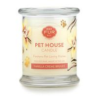 Vanilla Creme Brulee Odor Eliminating Soy Candle