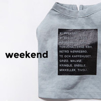 Louisdog Weekend Tee
