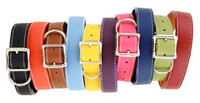Tuscany Collection Leather Collars