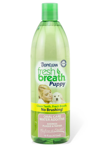 Tropiclean Fresh Breath Puppy Water Additive