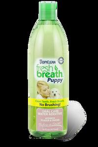 Tropiclean Fresh Breath Puppy Water Additive