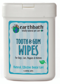 Earth Bath Tooth & Gum Wipes