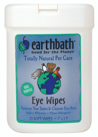 Earth Bath Eye Wipes