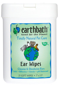 Earth Bath Ear Wipes