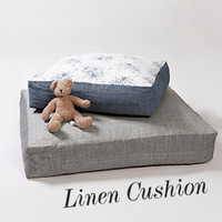 Louisdog Linen Cushion