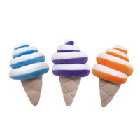Ice Cream Cone Freezeable Dog Toy
