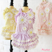 Wooflink Daisy Dress