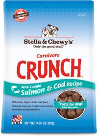 Stella & Chewy's Carnivore Crunch - Salmon & Cod
