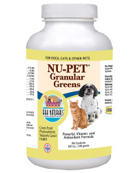 Nu-Pet Granular Greens Supplement
