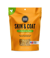 Skin & Coat Jerky Dog Treats