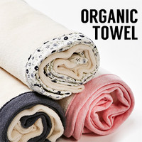 Louisdog Organic Towel Set