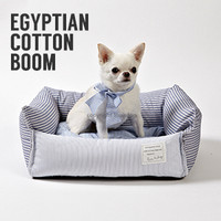 Louisdog Egyptian Cotton Boom Bed