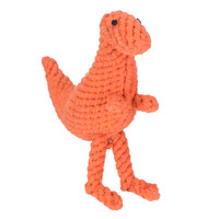 Tyson the T-Rex Rope Dog Toy