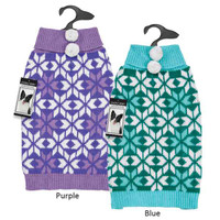 Elements Snowflake Sweaters