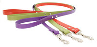 Town Collection Leather Leashes