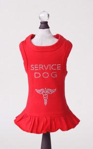 Service Dog Dress