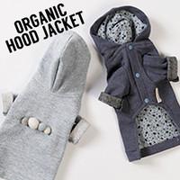 Louisdog Organic Hood Jacket