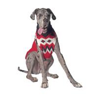 Red Fairisle Sweater
