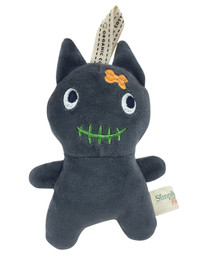 Halloween Black Cat Toy