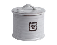 Handcraft Paw Treat Jar