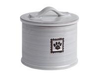 Handcraft Paw Treat Jar