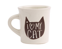 Cuppa This Cuppa That®  I Love My Cat Mug