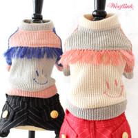 Wooflink Tassel Fringe Sweater