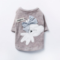 Louisdog Organic Teddy Jr. Tee