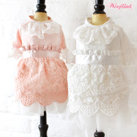 Wooflink Dreamy Afternoon Dress