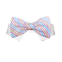 Morgan Bow Tie Collar