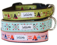 Glamping Collar & Lead