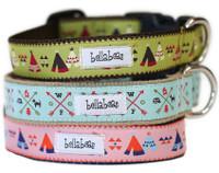 Glamping Collar & Lead