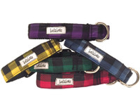 Lumberjack Chic Collar & Lead