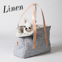 Louisdog Linen Viva Bag