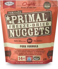 Primal Freeze-Dried Feline Pork Formula