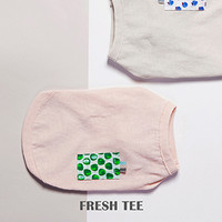 Louisdog Fresh Tee