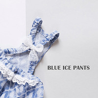 Louisdog Blue Ice Pants