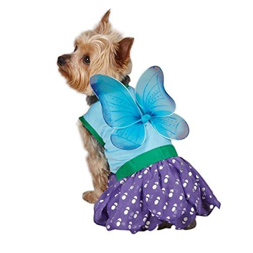 sc 1 st  FunnyFur & Woodland Fairy Dog Costume