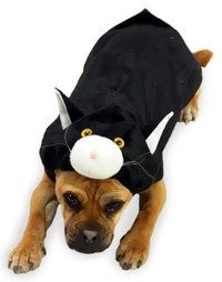 Doggone Cat Dog Costume