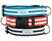 Minkies Stripes Collar & Lead