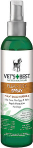 Natural Flea + Tick Spray